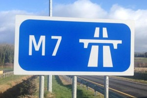 Motorway Signs
